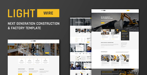 Structura HTML Template